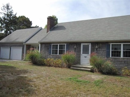 South Harwich Cape Cod vacation rental - Front of house