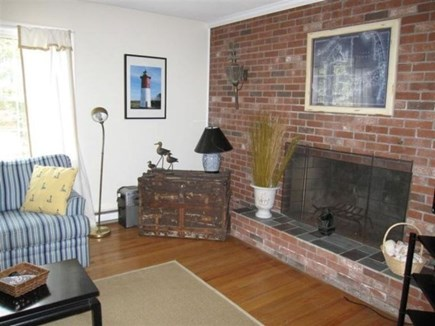 South Harwich Cape Cod vacation rental - Living area