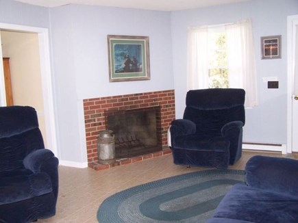 South Harwich Cape Cod vacation rental - Den