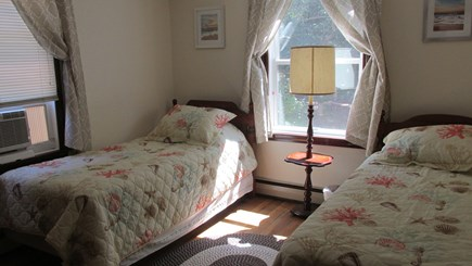 Eastham Cape Cod vacation rental - First Floor Twins