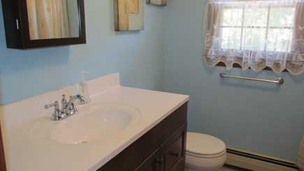 Eastham Cape Cod vacation rental - Upstairs Full Bathroom