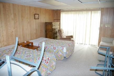 Eastham Cape Cod vacation rental - Twin room (please excuse the outdoor furniture, in for the winter