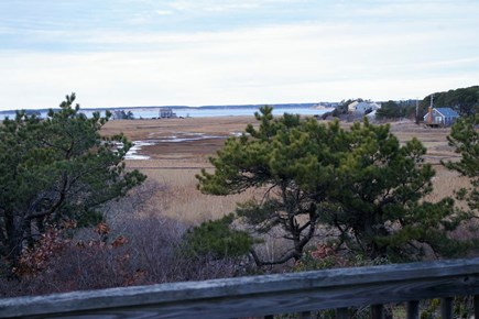 Eastham Cape Cod vacation rental - View from deck!