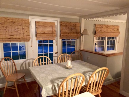 Chatham ,Ridgevale beach Cape Cod vacation rental - Dining Room