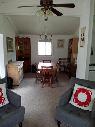 Eastham Cape Cod vacation rental - The dining room