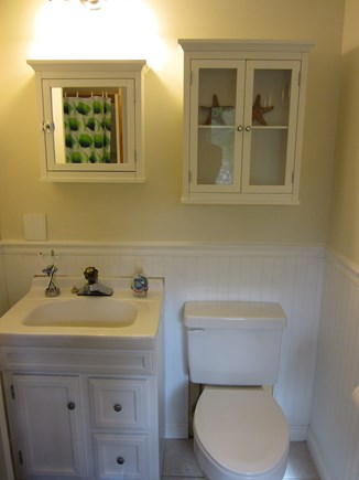 Eastham Cape Cod vacation rental - The bathroom