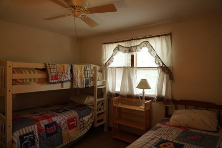 Eastham Cape Cod vacation rental - Bunkbed Room
