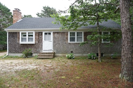Eastham Cape Cod vacation rental - More Front of House