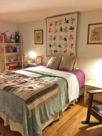 S Yarmouth Cape Cod vacation rental - Rose room with double bed