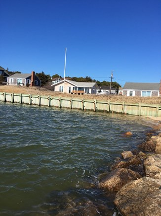 Wellfleet Cape Cod vacation rental - High Tide at the Cottages at Indian Neck