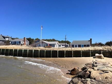 Wellfleet Cape Cod vacation rental - The tide is on the ebb