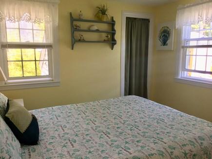 Dennisport Cape Cod vacation rental - Queen bedroom.