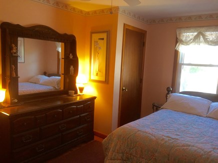Dennisport Cape Cod vacation rental - Second BR with Full size bed; ceiling fan