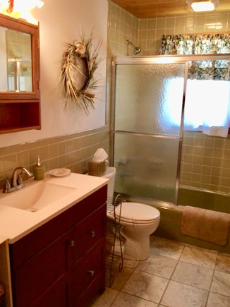 Dennisport Cape Cod vacation rental - Newly renovated bathroom