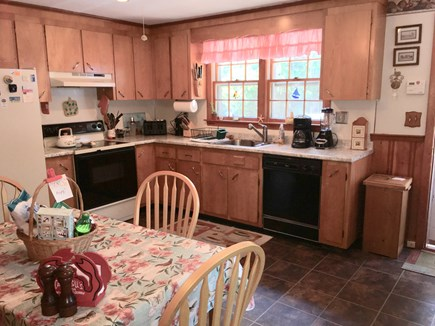 Dennisport Cape Cod vacation rental - Bright, updated fully equipped kitchen