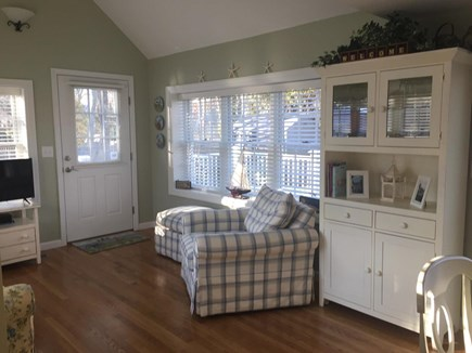 East Falmouth Cape Cod vacation rental - Sunroom