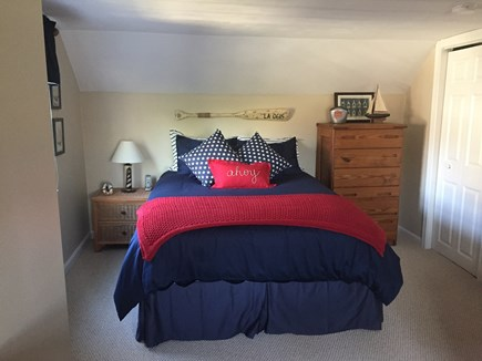 East Falmouth Cape Cod vacation rental - Upstairs Bedroom #2 with Queen Bed