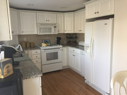 East Falmouth Cape Cod vacation rental - Kitchen with dishwasher, microwave, Keurig
