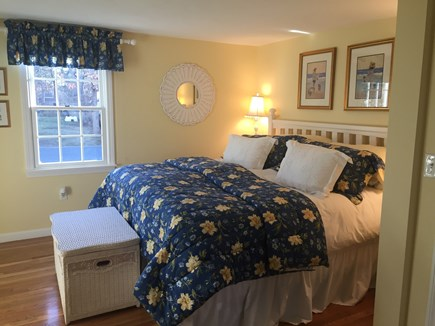 East Falmouth Cape Cod vacation rental - Master Bedroom with King Bed