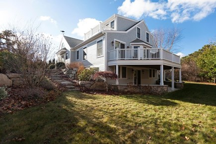 Chatham Cape Cod vacation rental - Large backyard great for pets!