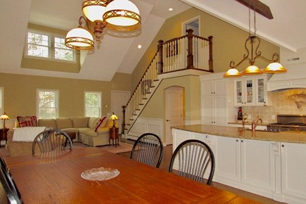 Chatham Cape Cod vacation rental - Ample dining space close to the kitchen for easy service.