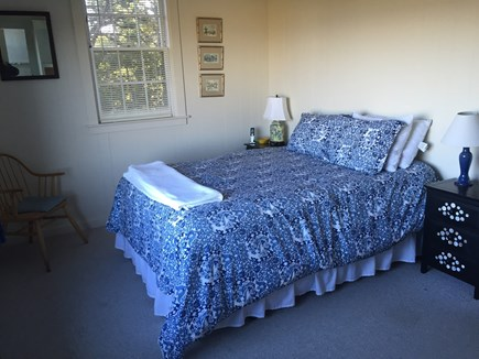 South Wellfleet Cape Cod vacation rental - Master Bedroom with queen bed