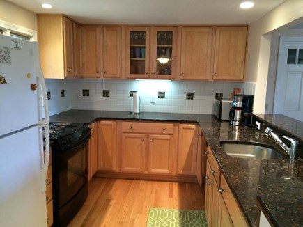 Brewster Cape Cod vacation rental - Updated kitchen