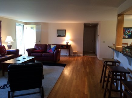 Brewster Cape Cod vacation rental - Another view of the living area.