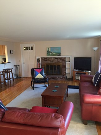 Brewster Cape Cod vacation rental - Open layout