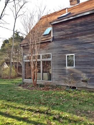 Eastham Cape Cod vacation rental - Spacious yard ready for fun & games