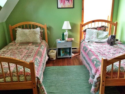 Eastham Cape Cod vacation rental - Sunny Twin bedroom