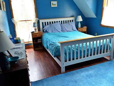 Eastham Cape Cod vacation rental - Master bedroom with queen sized bed