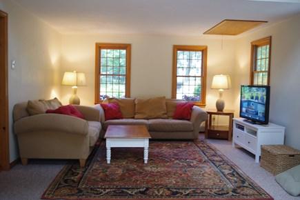 Mashpee Cape Cod vacation rental - Family room