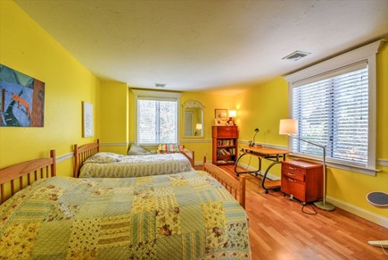 Centerville Centerville vacation rental - second level Bedroom with 2 twins