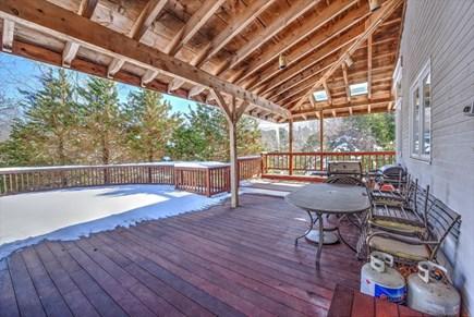 Centerville Centerville vacation rental - Deck