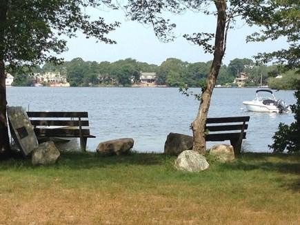 Centerville Centerville vacation rental - Lake Wequaquet around the bend!
