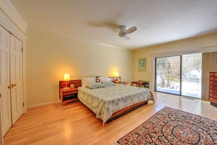 Centerville Centerville vacation rental - First level Master Bedroom
