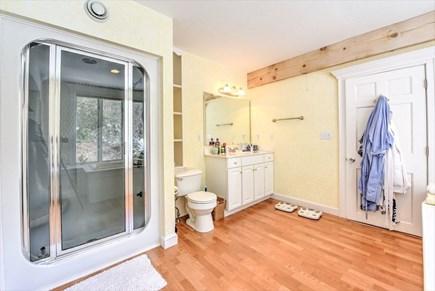Centerville Centerville vacation rental - master Bath with shower & whirlpool tub