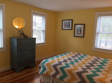 Harwich Cape Cod vacation rental - Another look at first floor bedroom with queen bed