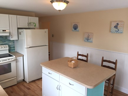 Harwich Cape Cod vacation rental - Another view of kitchen