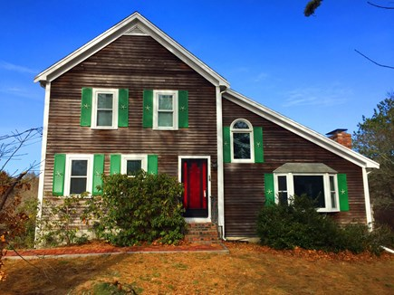 Harwich Cape Cod vacation rental - Front of Home