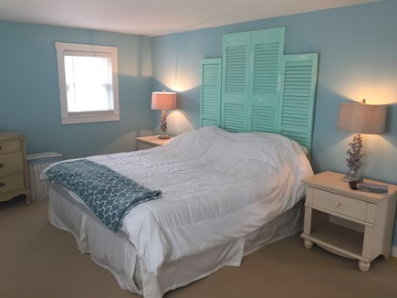 Harwich Cape Cod vacation rental - 2nd floor bedroom with King and TV