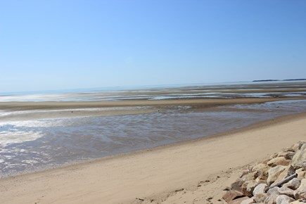 Eastham Cape Cod vacation rental - View of private beach