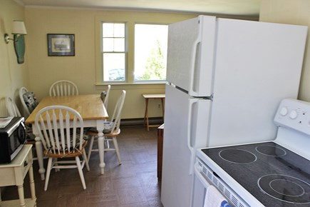 Eastham Cape Cod vacation rental - Kitchen dining area