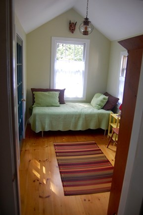 Wellfleet Cape Cod vacation rental - Single cathedral ceiling bedroom
