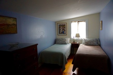 Wellfleet Cape Cod vacation rental - Twin bedroom on second floor