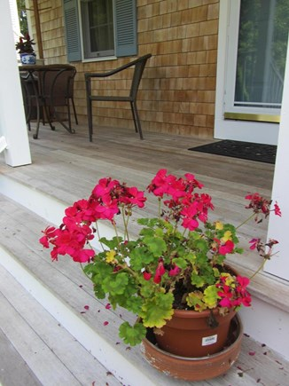 Centerville Centerville vacation rental - Covered porch and front entrance