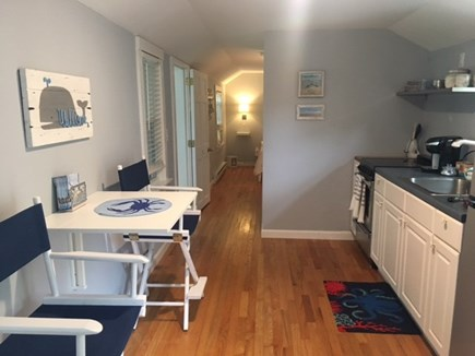 Brewster Cape Cod vacation rental - Casual dining/kitchen area