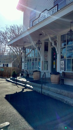 Brewster Cape Cod vacation rental - Brewster General Store