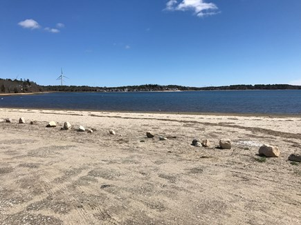 Wareham MA vacation rental - Short walk to Salt water beach across street,